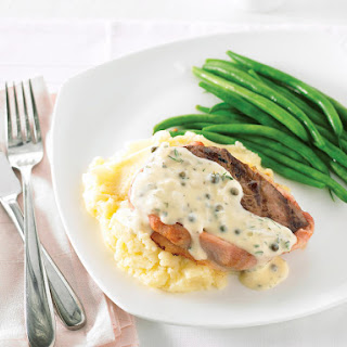 Garlic Peppercorn Cream Sauce Recipes