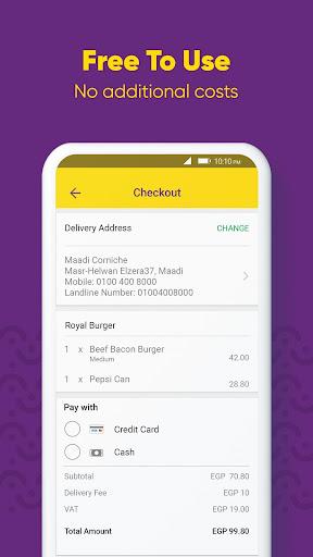 Otlob - Food Delivery 5.6.2 screenshots 7