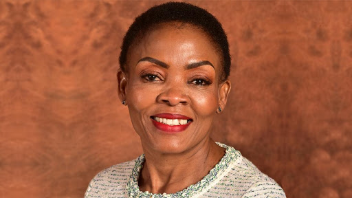 Deputy minister of communications and digital technologies Pinky Kekana.