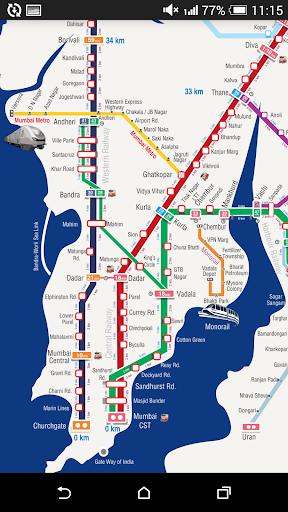 Mumbai (Data) - m-Indicator 92.0 screenshots 4