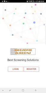 Awesome Screens - náhled