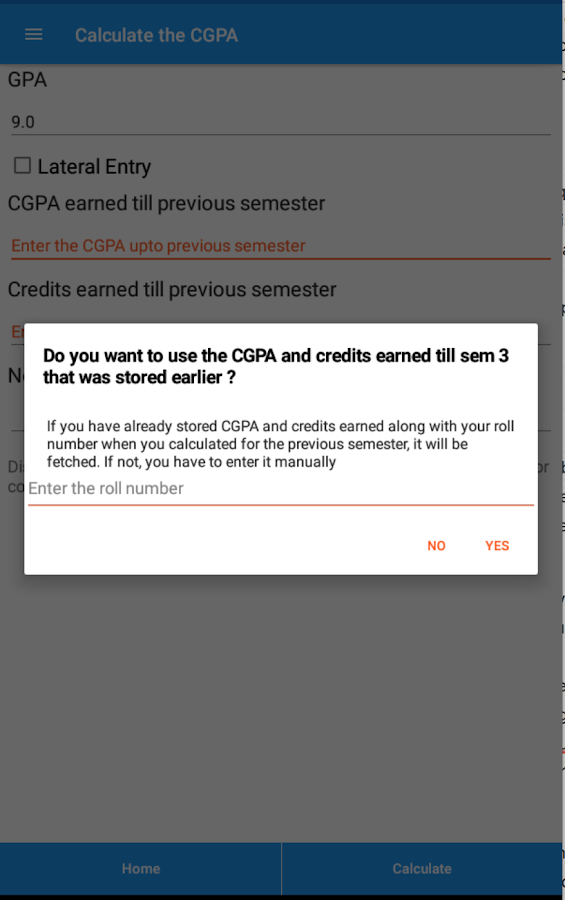 Psg tech cgpa calculator android apps on google play psg tech cgpa calculator screenshot ccuart Image collections