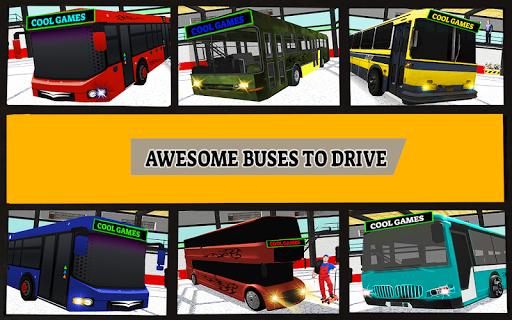 2019 Megabus Driving Simulator : Cool games 1.0 screenshots 19