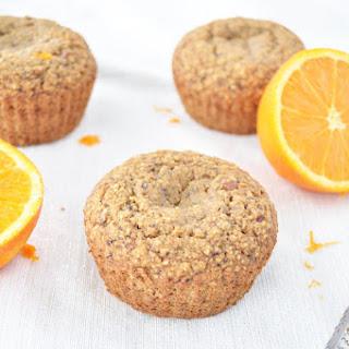Almond Orange Muffins