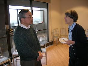 Photo: Ching-Shui Cheng and Julie Shaffer