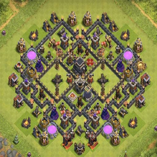 th9 hybrid base layouts apk download apkpure co