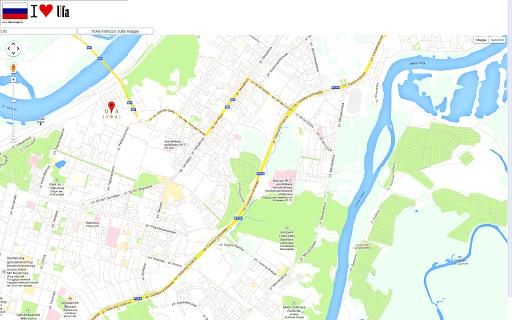 Ufa map