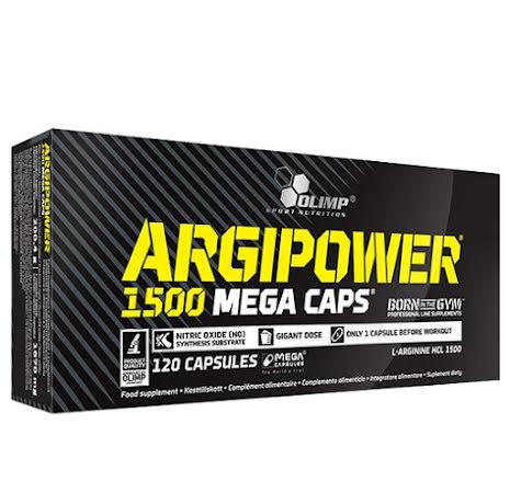 Olimp Argipower 1500 Mega Caps - 120 caps