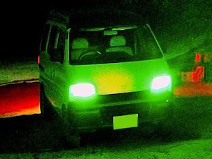 ハイゼットカーゴ  トヨタ ピクシスバンのカスタム事例画像 Ko-@IwasakiHeavyIndustryさんの2018年12月22日23:48の投稿