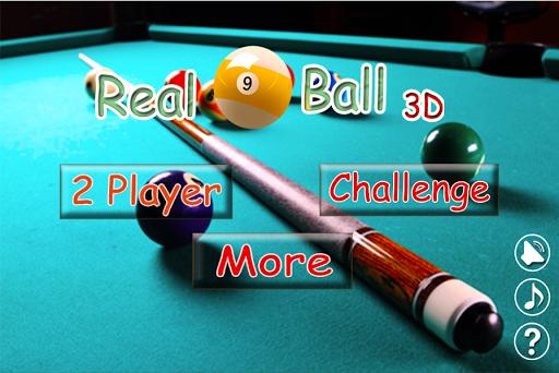 Real Pool:9 Ball 3D
