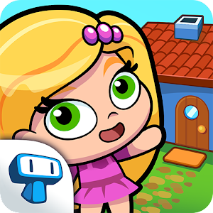 My Girl's Town - Design and Decorate Cute Houses