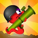 Annelids: Online battle icon