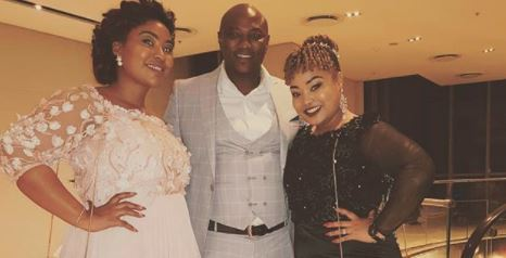 Musa Mseleku has dismissed suggestions that he threesomes with his wives.
