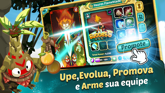 Wakfu Raiders Screenshot