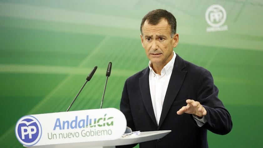 Venzal  pide a Díaz que apruebe los presupuestos antes de convocar elecciones