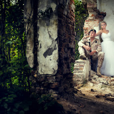 Wedding photographer Dawid Mazur (dawidmazur). Photo of 07.12.2014