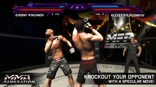 MMA Pankration  screenshots 1