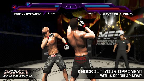 MMA Pankration - náhled