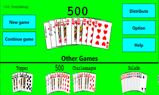 500 card game