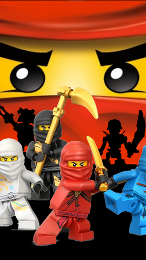 Lego Ninjago Wallpaper Screenshot 6