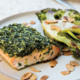 Salmon Fillets With Broccoli Recipes