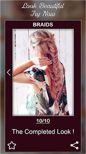 Best Hairstyles step by step DIY 1.0 screenshots 8