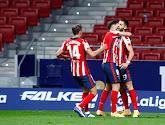 Yannick Carrasco helpt Atlético Madrid aan winst en blijft zo aan de leiding in La Liga