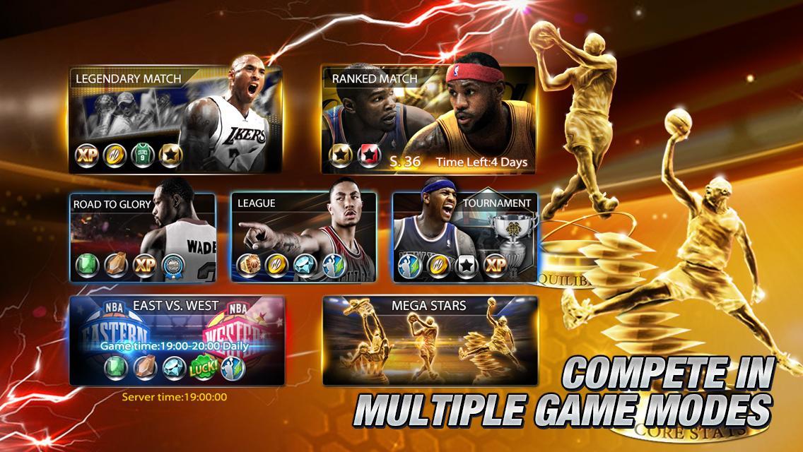 NBA All Net screenshot #10