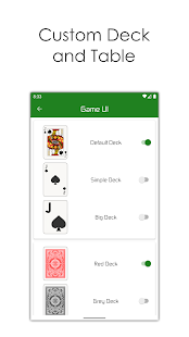66 Santase - The Classic Card Game Screenshot