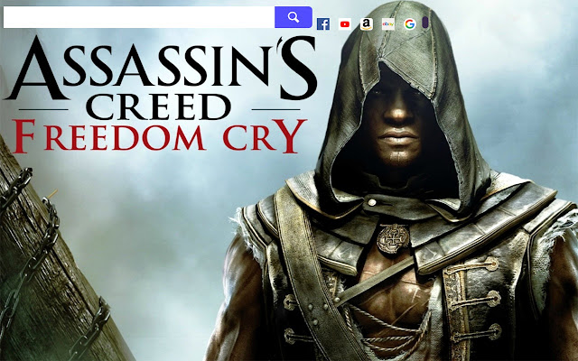 Assassins Creed Game HD Wallpapers New Tab
