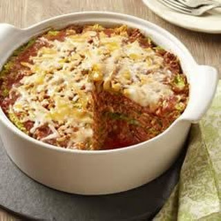 Lazy Cabbage Roll Casserole.