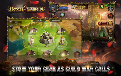 Heroes of Camelot filehippodl screenshot 5