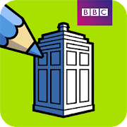 BBC Colouring: Doctor Who  Icon