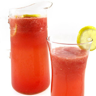 Homemade Watermelon Lemonade, the Perfect Summer Sipper
