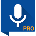 Write SMS by voice PRO icon