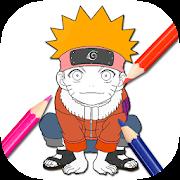 Anime Chibi Coloring Book Manga Paint Aplikasi Di Google Play