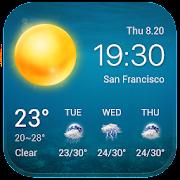 Hava durumu widget'ı