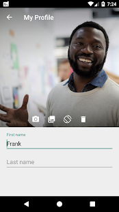 Talkie Pro - Wi-Fi Calling, Chats, File Sharing Screenshot