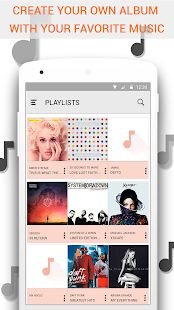 Vortex Music Player- screenshot thumbnail