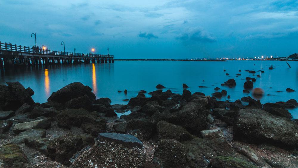 ancol beach jakarta