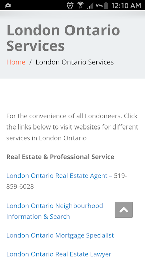 London Ontario Services