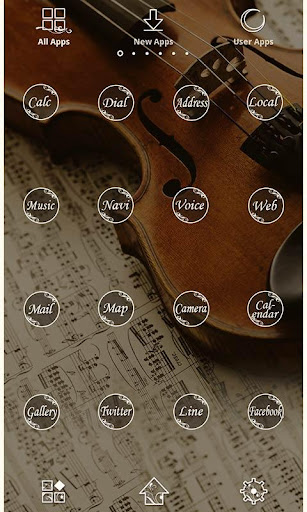 Classical Theme-Violin- 1.0.0 Windows u7528 4