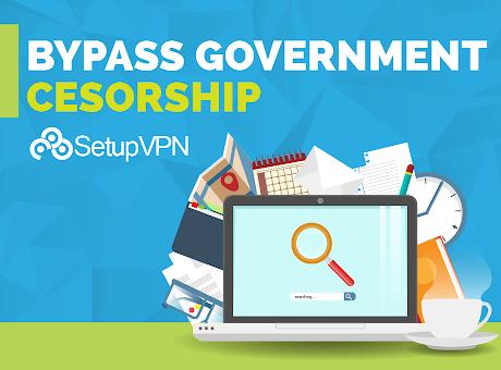SetupVPN - Lifetime Free VPN