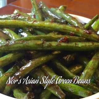 Green Beans Asian Style Stir Fry