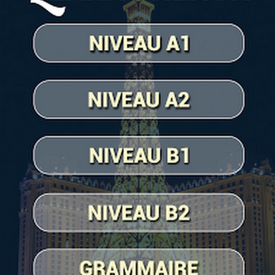 تطبيق تعليمي للفرنسية لتلاميذ جميع المستويات ابتدائي اعدادي تاهيلي