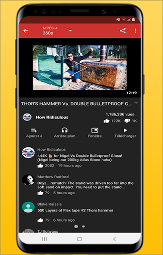 All Video Downloader Mod Apk Unlimited Android - apkmodfree.com