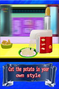 Fast Food Burger Vaření hry - náhled
