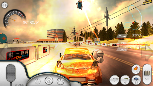 Armored Car HD (Racing Game)  screenshots 13