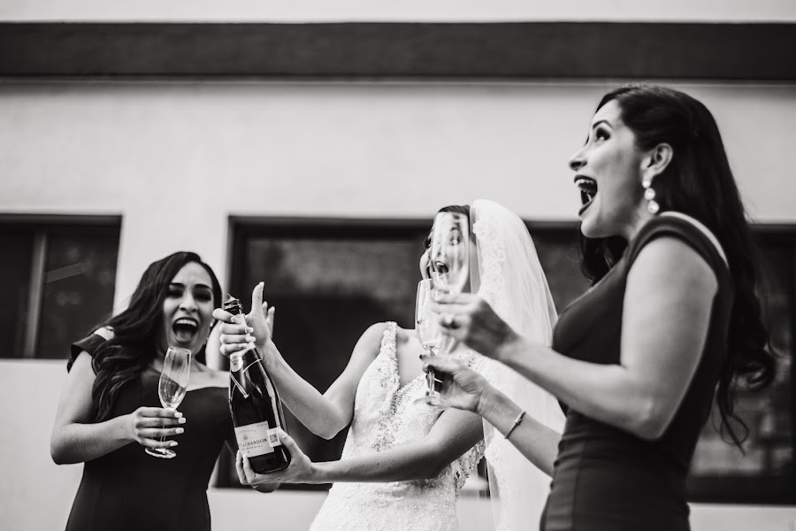 Wedding photographer Daniela Díaz burgos (danieladiazburg). Photo of 02.04.2018