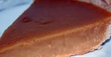 Great Grandma's Butterscotch Pie